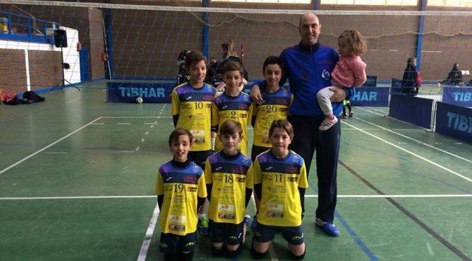 El equipo alevín del C.V. Fuentes participará en el Campeonato de Andalucía