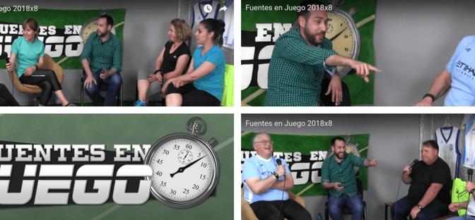 Nuevo programa de'Fuentes en Juego' (8°x2018)