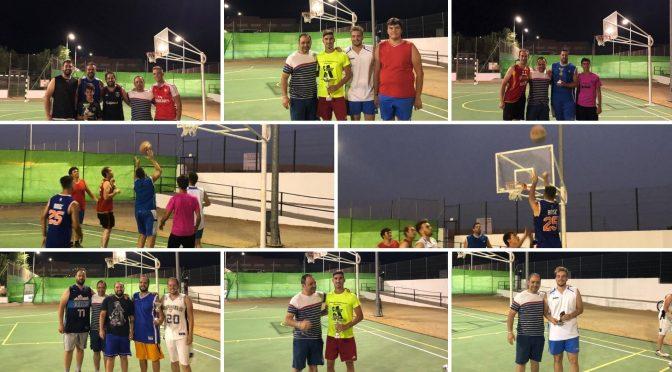 Finaliza el 3×3 de baloncesto de la campaña deportiva municipal de verano (imágenes)