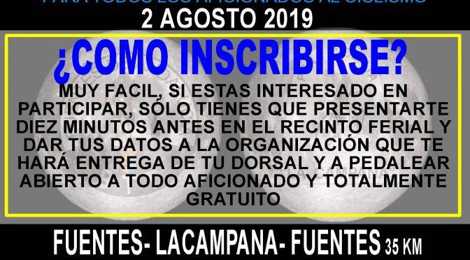 Iª Quedada Informal Nocturna 'Los Chamuscaos', próximo 02 de agosto 2019 ¡Apúntate !