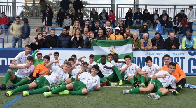 El fontaiego Iker Villar disputa la primera fase del campeonato de España con la selección andaluza