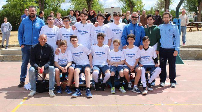 El C.B. Fuentes Infantil subcampeón de la Copa Sevilla (incluye galería gráfica)