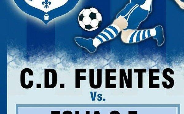 C.D. Fuentes Vs. Écija C.F. próximo (01/11/15)