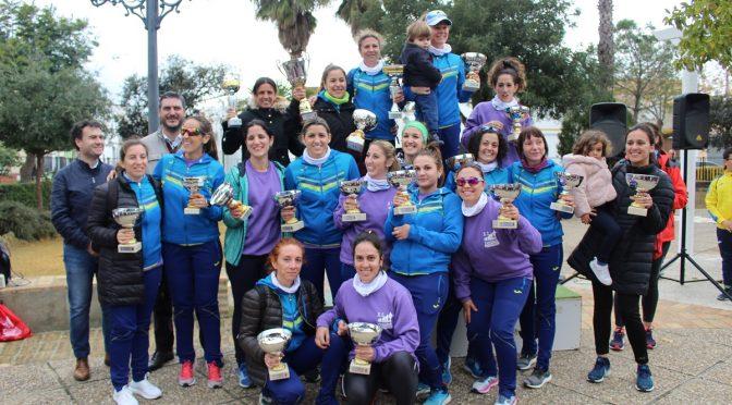 Una participación femenina histórica y de récord destaca en una XXIIIª carrera de 'Los Chamuscaos' con más de 300 corredores (incluye vídeos y galería gráfica)