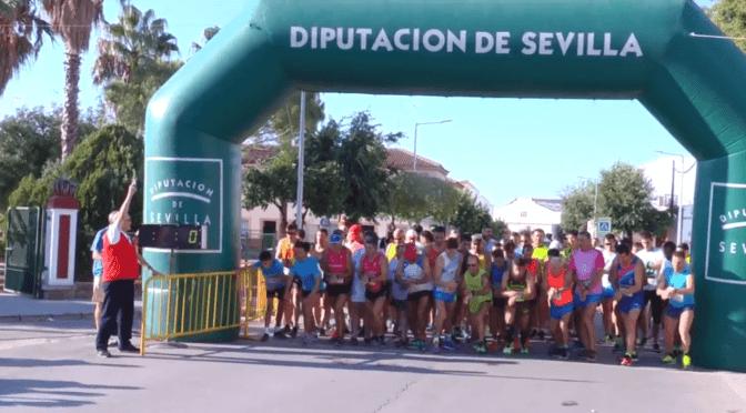 96 participantes corrieron por acabar con la desigualdad en la IVª carrera solidaria de Cruz Roja