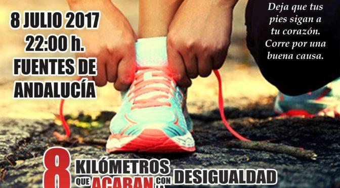 IIIª Carrera Solidaria Nocturna 'No es por el Oro' (info, mapa e inscripción) ¡Apúntate!