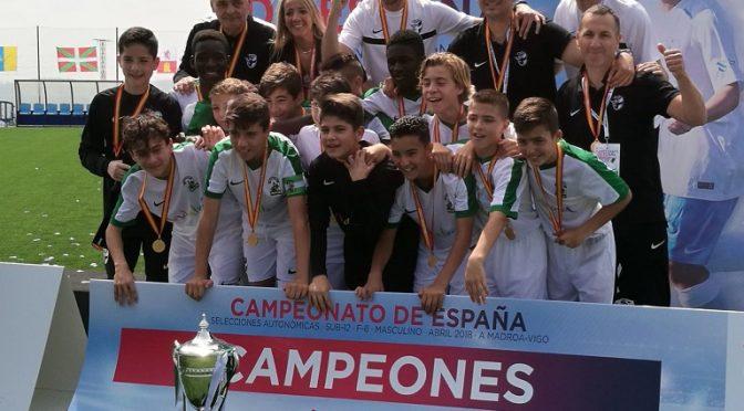 Un campeón de España entre nosotros (estará en el programa 'Fuentes de Juego' de esta semana)