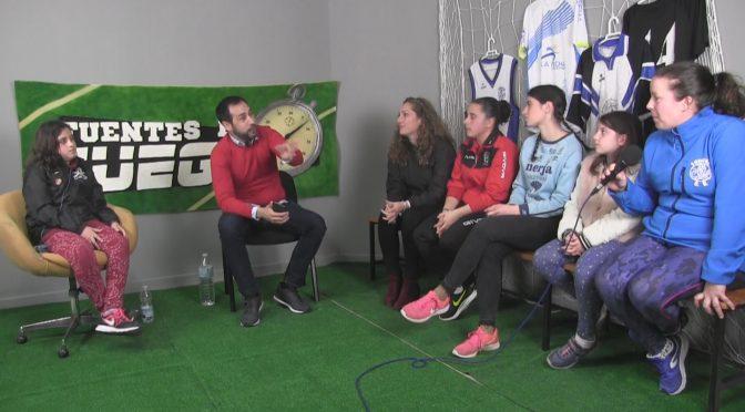 Regresa el programa deportivo 'Fuentes en Juego' y lo hace con un programa sobre mujer y deporte; además de repasar el resto de actualidad deportiva