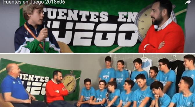 Ya tienen disponible un nuevo programa de 'Fuentes en Juego' (06°x2018); el programa deportivo de Fuentes de Andalucía
