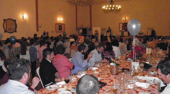 El C.B. Fuentes celebró su vigésimo aniversario con música y baile
