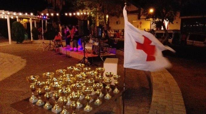 Deporte y música fueron de la mano en la IIª edición de la Carrera solidaria nocturna 'No es por el Oro'