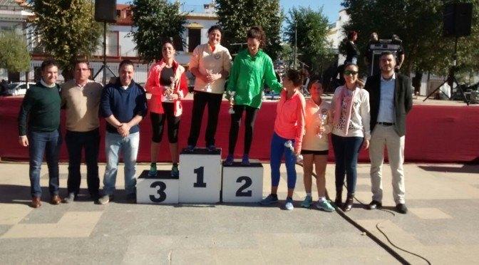 Un vecino de La Campana gana por primera vez la Carrera de 'Los Chamuscaos'
