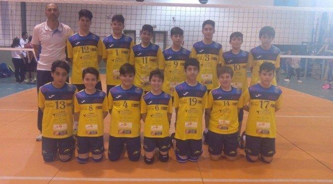 El equipo infantil del C.V. Fuentes se proclama campeón de Sevilla clasificándose para el Campeonato de Andalucía