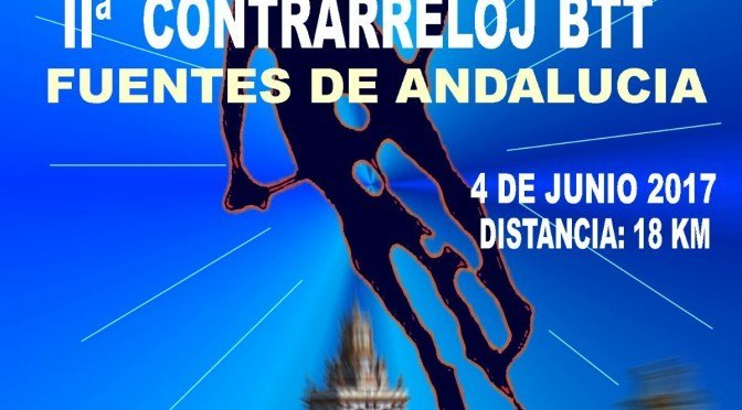 IIª Contrarreloj 'Fuentes de Andalucía', próximo (04/06/17) ¡apúntate!