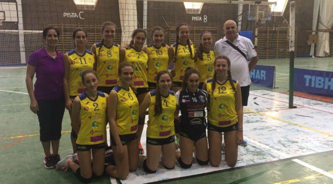 C.V. Fuentes y el C.V. Guadaira se unen para formar un equipo juvenil femenino