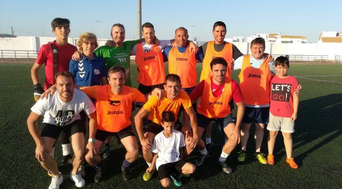 Galería Gráfica: Liga Fútbol 7 'El Barrancón' primavera 2018