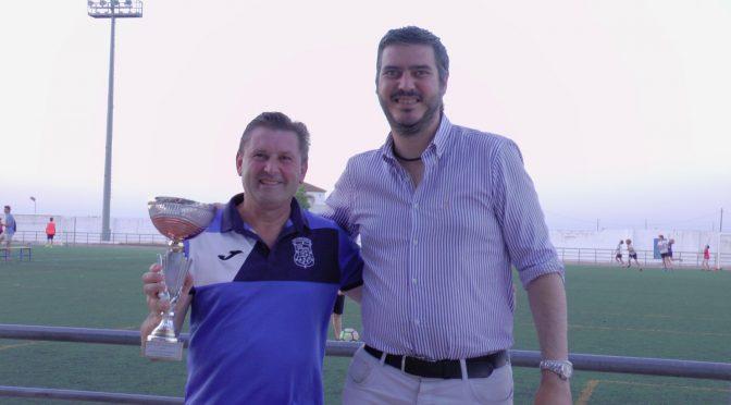 Finaliza la Liga de Fútbol 7 de 'El Barrancón'