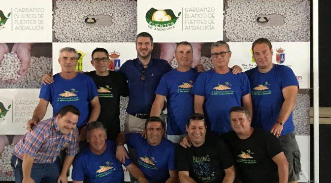 El C. D. Fuentes quiere agradecer a todos los vecinos por su colaboración con la barra del IIº Concurso del Garbando de Fuentes de Andalucía