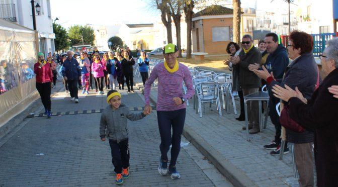 Ezequiel Ruano logra su Vº Reto solidario contra el Cáncer, 24 horas corriendo,  superando incluso su mejor marca, 185 kilómetros, y más 5.000 euros recaudados (incluye galería gráfica)