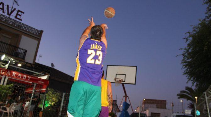 Más de 80 jugadores disfrutaron del torneo 3×3 basket calle verano 2019 (incluye galería gráfica y vídeo con valoraciones)