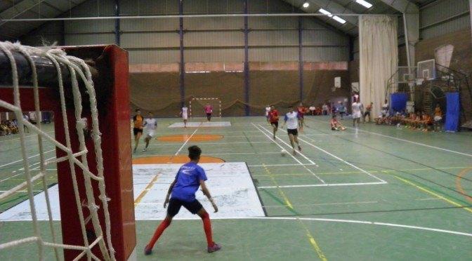 "La Liga Fútbol Sala de Verano 2016 ""Liga del Poli"" arranca el próximo 27 junio ¡INSCRÍBETE!"