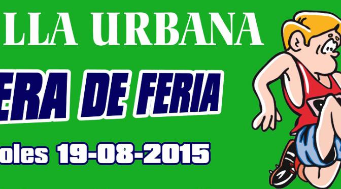 "XXIIº Carrera ""Milla Urbana"" (info y programación)"