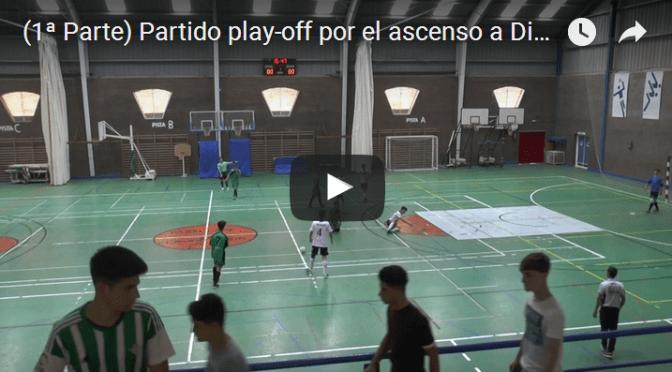 Partido play-off por el ascenso a División Honor Nacional: Fuentes F.S. Vs. Géminis