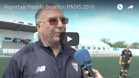 (vídeo) Reportaje IIIº Partido Benéfico PADIS 2016