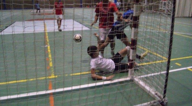 'Atl. Intermitente', 'Ninfa Street' y 'Los Xavales', campeones de 'La Liga del Poli 2016'