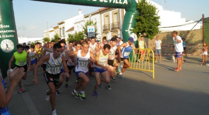 """Gran participación en la XXIIº """"Milla Urbana"""""""