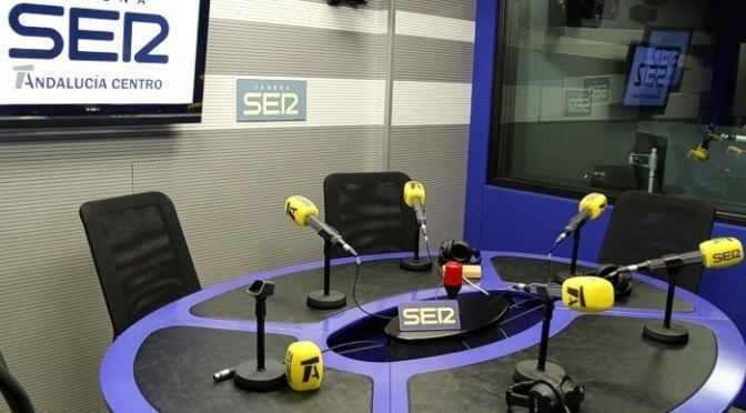 Hoy (21/04), el jugador veterano del C.D. Fuentes, Melchor, en la Cadena Ser para hablar del partido a favor de PADIS