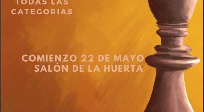 La Liga Primavera Verano de Ajedrez arranca el próximo 22 de mayo, ¡APÚNTATE!