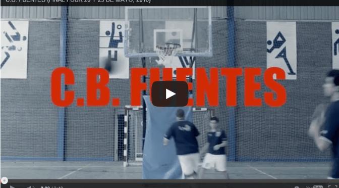 (vídeo) Spot Final Four (28 y 29 de mayo) en Fuentes de Andalucía