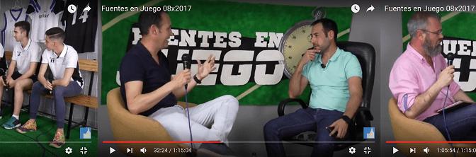 8º programa de 'Fuentes en Juego' (vídeo)