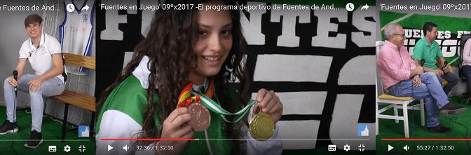 9º programa de 'Fuentes en Juego' (vídeo)