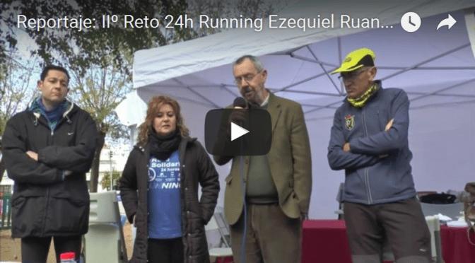 (vídeo) Reportaje IIº Reto Solidario 24 horas Running