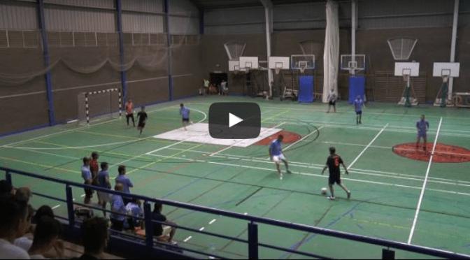 (VÍDEO) Final 'Liga del Poli 2016', categoría sénior
