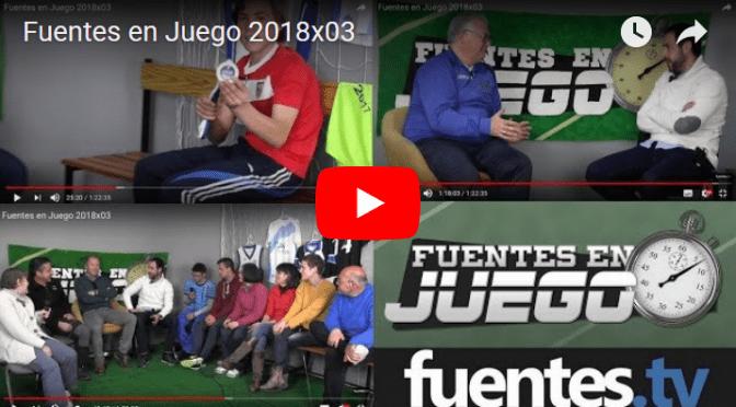 VÍDEO | Nuevo programa de #FuentesEnJuego' (03ºx2018) el programa  deportivo de #FuentesdeAndalucía