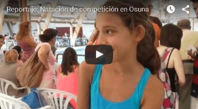 (vídeo) Reportaje: Natación de competición en Osuna