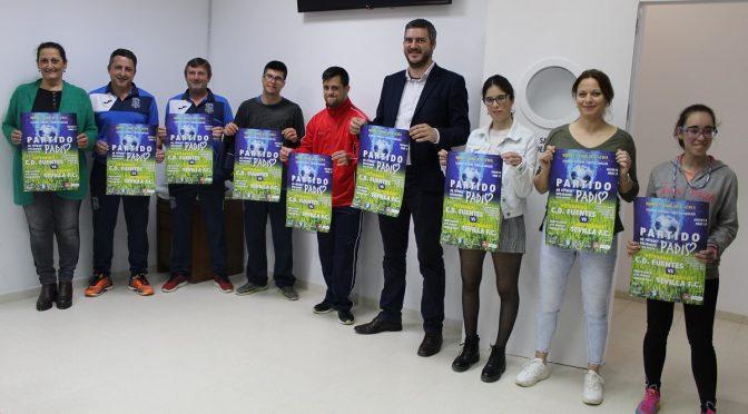 Comienza la cuenta atrás para la disputa del VIº partido solidario a beneficio de PADIS. Presentado el cartel oficial del evento