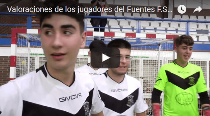 Valoraciones de los jugadores tras lograr el ascenso a División de Honor (vídeo)