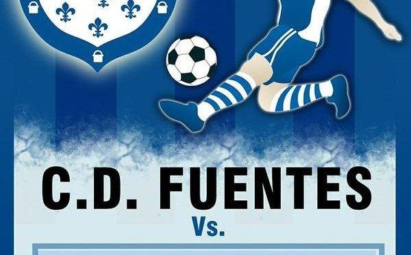 Hoy (18/08): Partido amistoso C.D. Fuentes Vs. C.D. Lantejuela