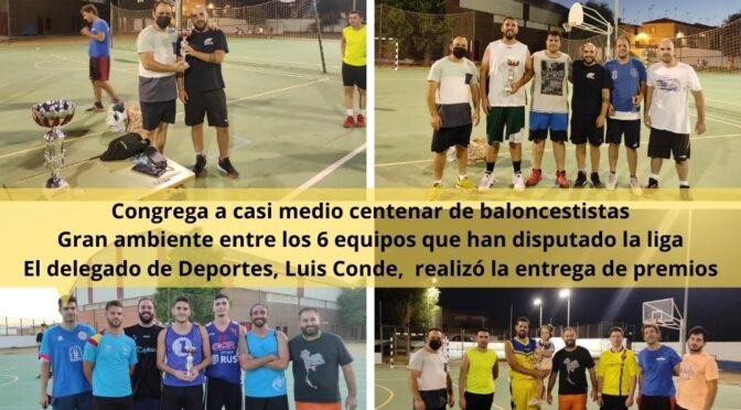 Finaliza el Torneo 4×4 de baloncesto Verano 2021