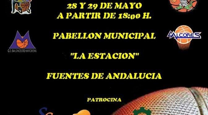 El C.B. Fuentes se juega el ascenso en la Final Four que se celebrará en la localidad los días 28 y 29 de mayo