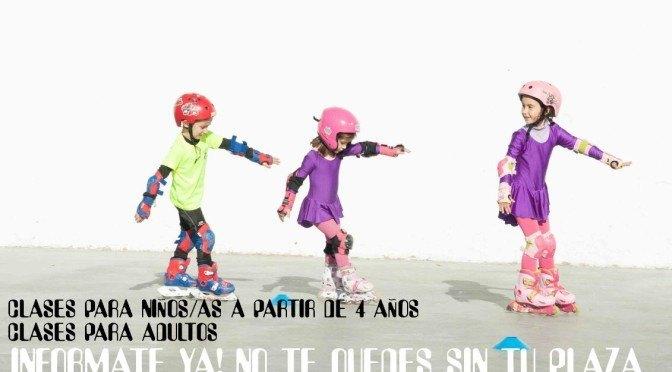 Clases de patinaje (curso 2016/17)