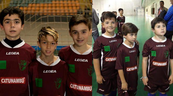 6 jugadores del Fuentes Fútbol Sala han sido convocados por la Selección Sevillana