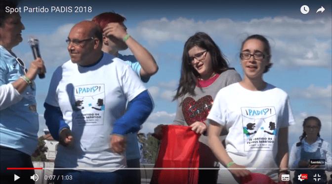 VÍDEO | Spot Partido PADIS 2018