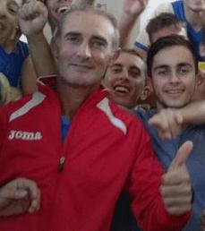 """(audio) El entrenador del C.D. Fuentes, """"Tito"""", entrevistado en la Cadena SER Andalucía Centro"""