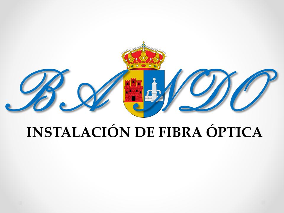 Bando instalaci n fibra ptica ayuntamiento de fuentes for Horario oficina inem