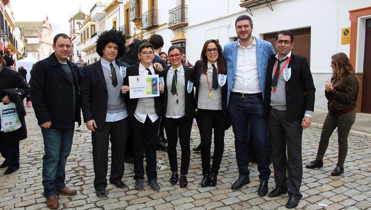 Galer a gr fica entrega premios disfraces carnaval 2017 for Horario oficina inem